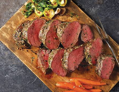 Grass Fed Tenderloin