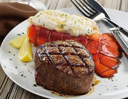 Super Trimmed Filet Mignon & Lobster Tails