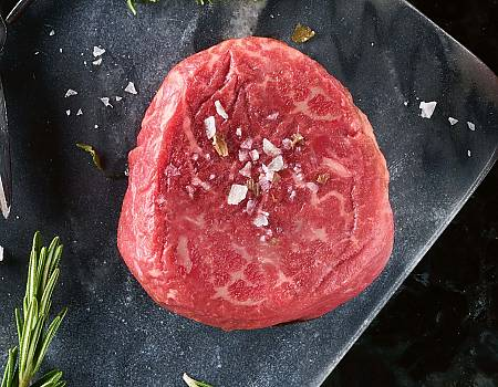 USDA Prime Super Trimmed Filet Mignon