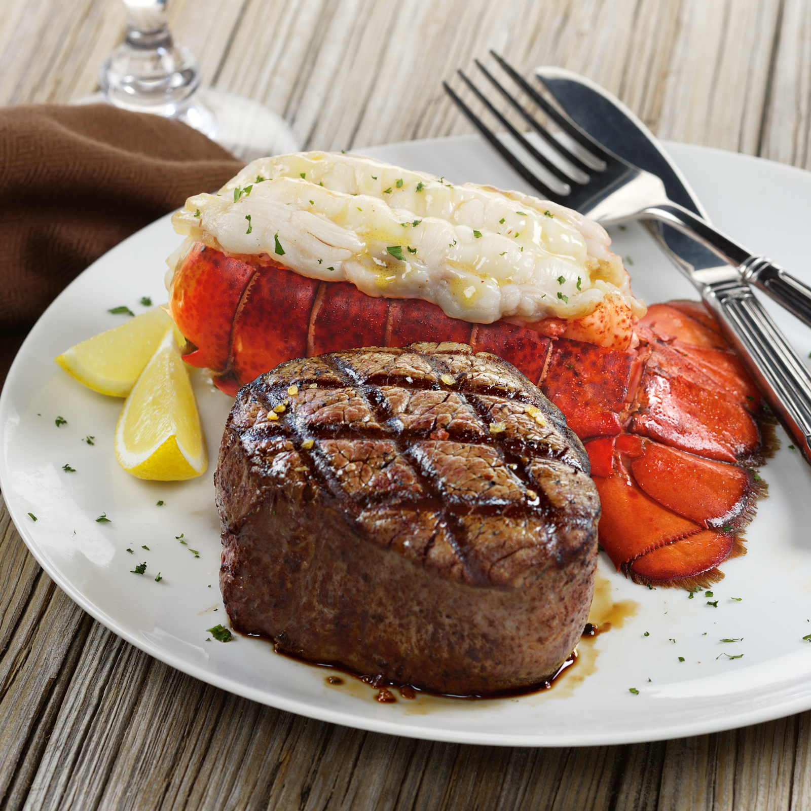 lobster and filet mignon recipes