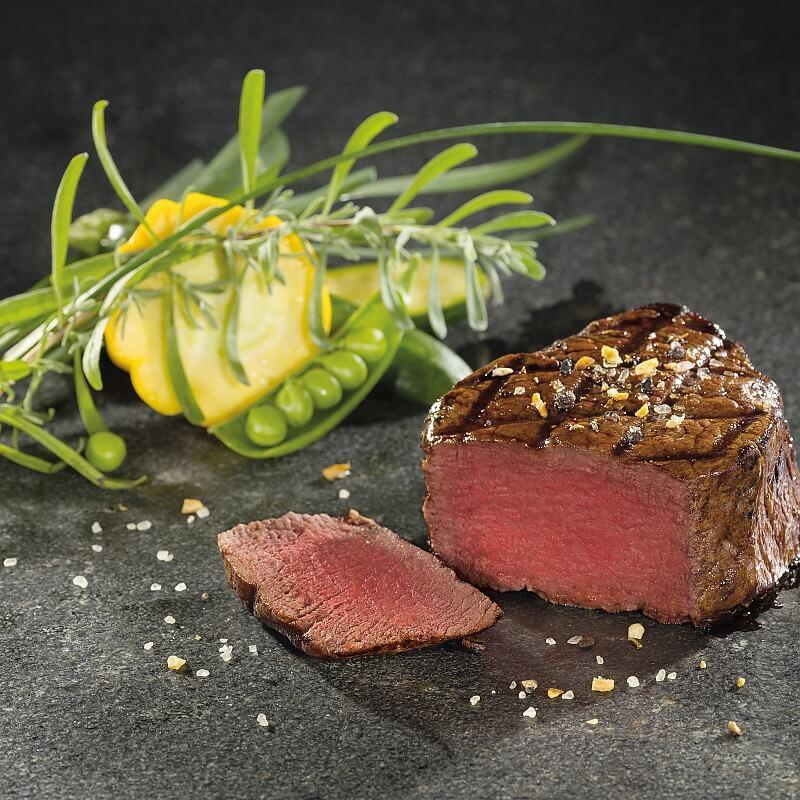 Grass Fed Filet Mignon Kansas City Steaks