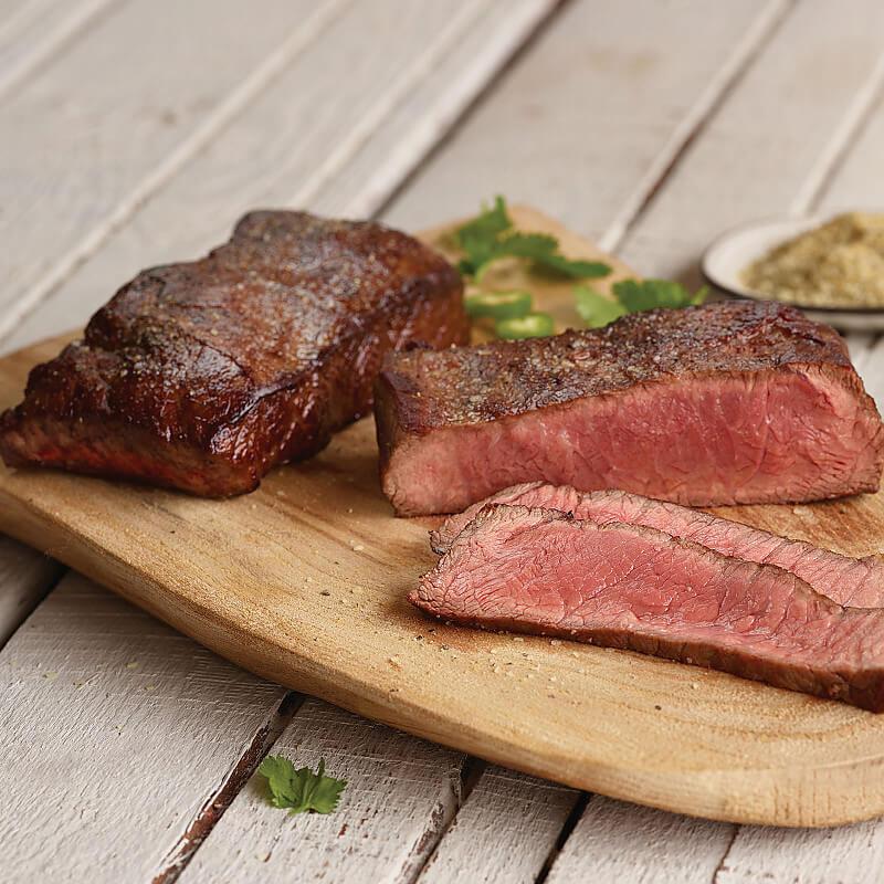 Flat Iron Steak Kansas City Steaks