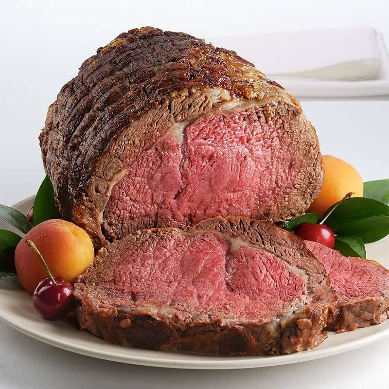 Usda Prime Rib Roast  Kansas City Steaks