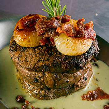Kansas City High Steaks Crown Filet Mignon